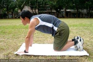 运动公腰(图)