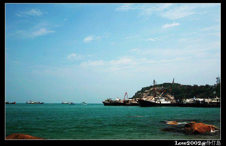 外伶仃岛隶属于珠海市万山区