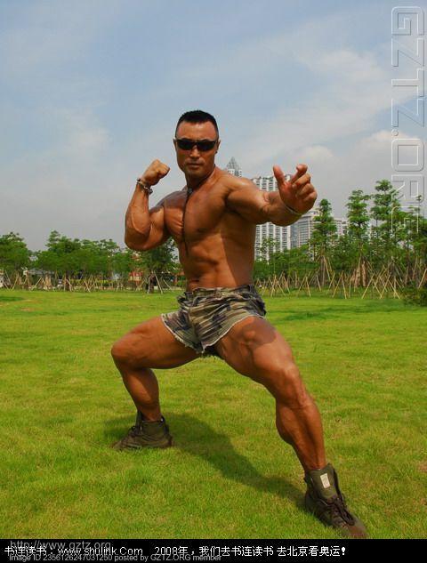 中国强壮男人,中国男人的风采,中国骄傲图片