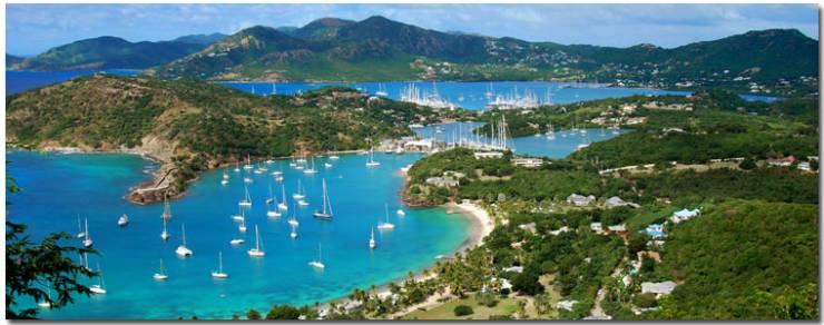 加勒比海邮轮之(一)安提瓜、荷属圣马丁、法属圣马丁、多米尼加、美国罗德岱堡      2008年12月1日,我又踏上了美国!参加东加勒比海邮轮之旅。加勒比海里散落着差不多20多个岛屿国家,这里到处都是湛蓝的大海,温暖的气候以及洁净的沙滩。加上这里的许多免税商品(比美国还便宜)、出名的鸡尾酒以及热情的加勒比海人,使得这里成为了度假天堂。但是由于距离中国甚远,而且价格不菲,所以就很少中国人来此度假。我这次参加的东加勒比海11天线路的邮轮上就只得我们两个中国人。     这次加勒比海之旅给我印象比较深的就是这