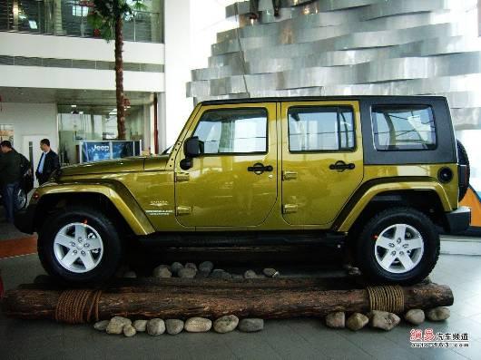 jeep海外推出09款牧马人