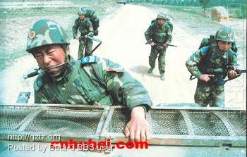 中国特种兵 强图片