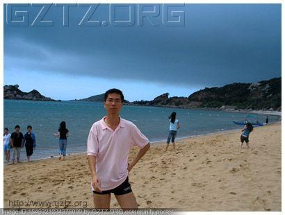 深圳南澳无人海滩露营记