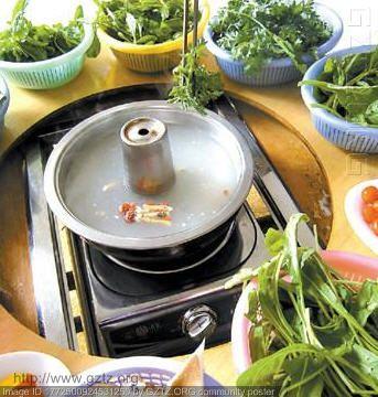 早春二月野菜新鲜上桌 - 美食煮意 - gztz.org